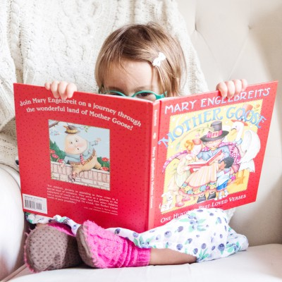 Toddler Book Review: For the Love of Nursery Rhymes