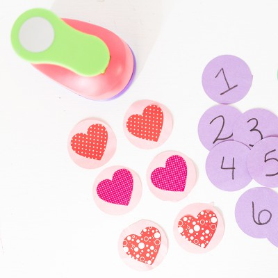 DIY Hole Punch Games
