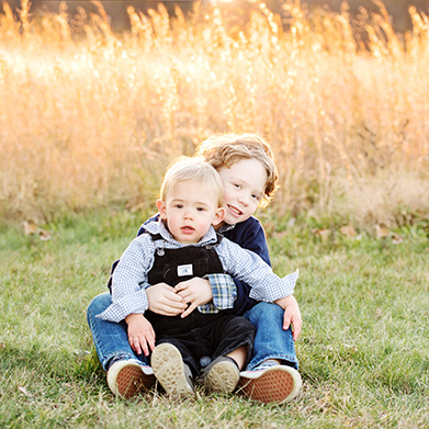 Family Photography at Waveny Park