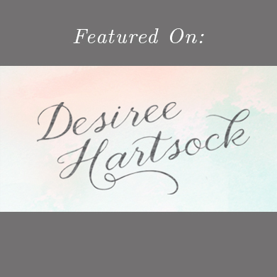 Featured on Desiree Hartsock : Magnolia's First Birthday