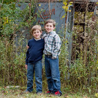 Lenox Family Session