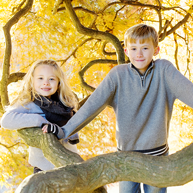 Cranbury Park Family Session