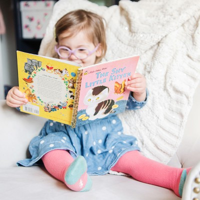 Toddler Book Review: Classic Characters of Little Golden Books
