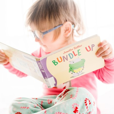 Toddler Book Review: Bundle Up