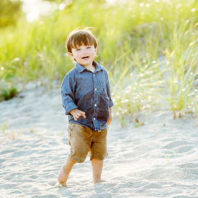 A Westport family Session: